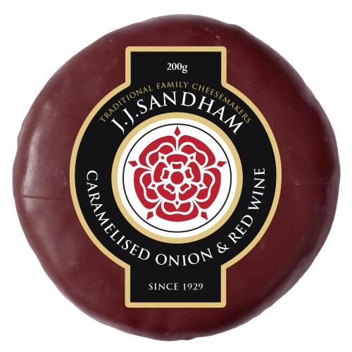 Caramelised Onion & Red Wine