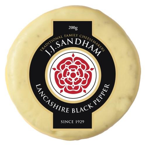 Lancashire Black Pepper