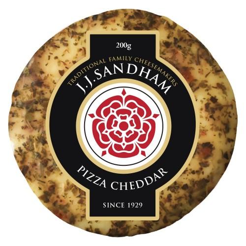 Pizza Cheddar